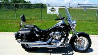 9. Overview and Review: 2012 Kawasaki Vulcan 900 Classic LT Gray and Black