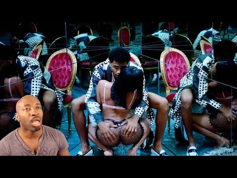 Trey Songz Animal Official Music Video (Reaction) SEXIEST VIDEO EVER