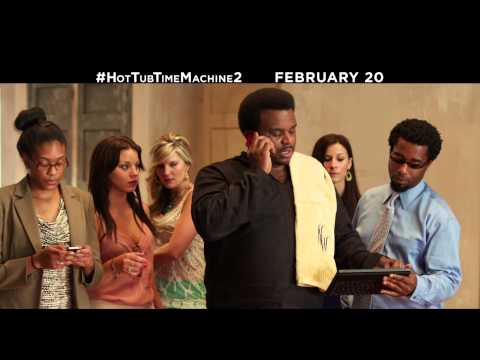 Hot Tub Time Machine 2 (TV Spot 'Another Dip')