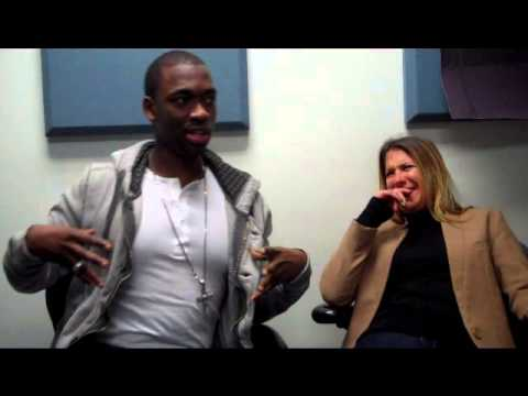 Ashlee interviews comedian Jay Pharaoh