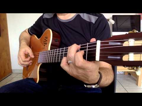 "Gitar Solo  "" THE GODFATHER "" NO: 1"