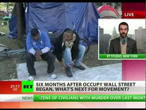 Is Occupy Wall Street dead?
