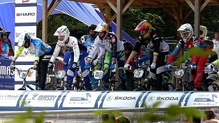 Massy France  city photos : Championnats de France de BMX Massy 2015