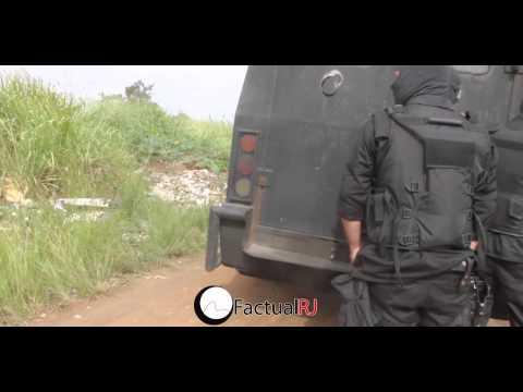 Policial - Quatro pessoas morreram e duas ficaram feridas em troca de tiros durante ação da Coordenadoria de Recursos Especiais (Core) da Polícia Civil na comunidade do...