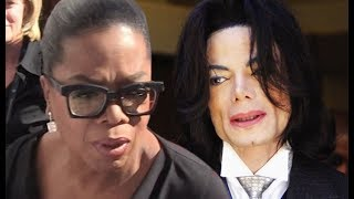 Michael Jackson fans viciously attack Oprah Winfrey over