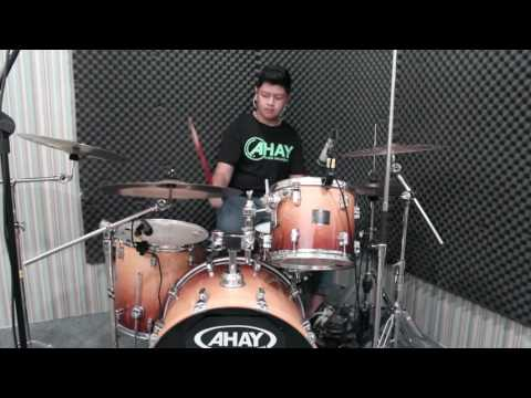 Made Adit - Ahay Musik Indonesia - Smells Like Teen Spirit - Nirvana - Drum Cover