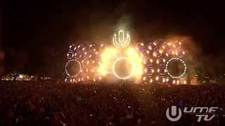 Afrojack - Ten Feet Tall (David Guetta Remix) LIVE AT ULTRA MUSIC FESTIVAL 2014