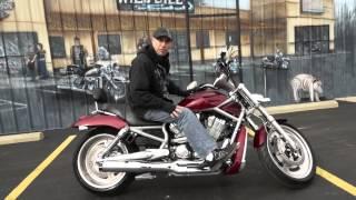 1. 2008 Harley-Davidson V-Rod