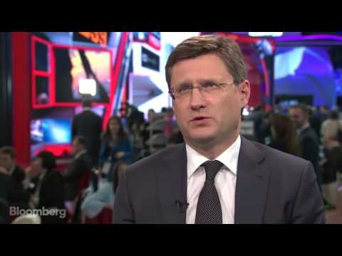 Russia's Novak Sees $50 $60 Oil This Summer