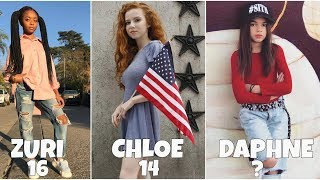 Video Disney Channel Famous Girls Stars From Oldest to Youngest MP3, 3GP, MP4, WEBM, AVI, FLV Agustus 2018