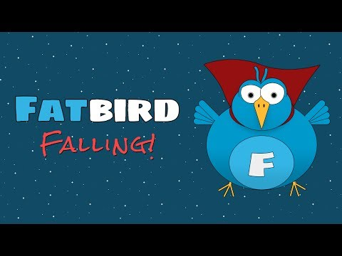 Video of Fatbird Falling