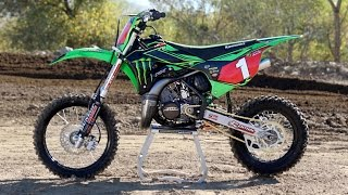 4. Pro Circuit Kawasaki KX85 | Mini Ripper | TransWorld Motocross