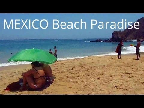Mazunte, Mexico! Epic Beach Paradise on the Pacific