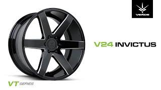 V24 Invictus Gloss Black Milled video thumbnail