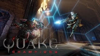 Видео к игре Quake Champions из публикации: Трейлер режима «Дуэль» в Quake Champions