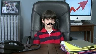 ARE MUSTACHES EVIL? -&other Funny Things Kids Say