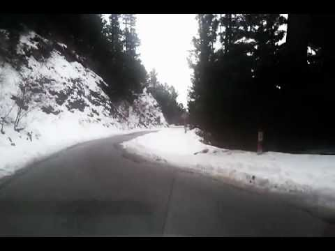 Beautiful video of Abbottabad - This is a video of a beautiful drive on Abbotabad-Murree Road on 14th jan 2012. The area in the video is surroundings of Nathia Gali, a town near Murree. The...