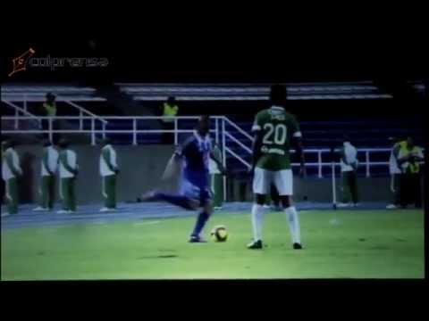 'Invictus', el nuevo balón del fútbol colombiano