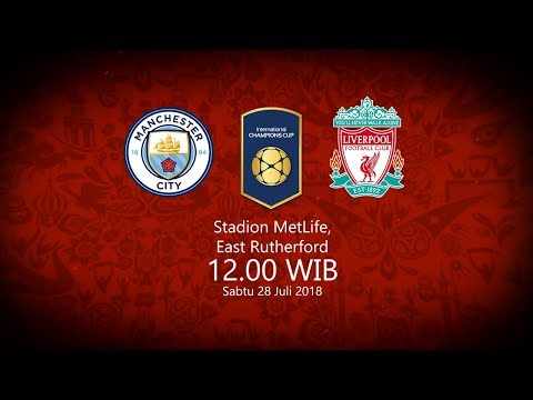 Jadwal Pertandingan Manchester City Vs Liverpool (Delay)
