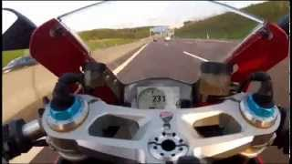 4. Ducati 1199 Panigale S Top Speed  300+