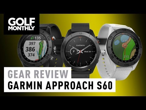 Garmin Approach S60 GPS Watch | Quick-Fire Review | Golf Monthly
