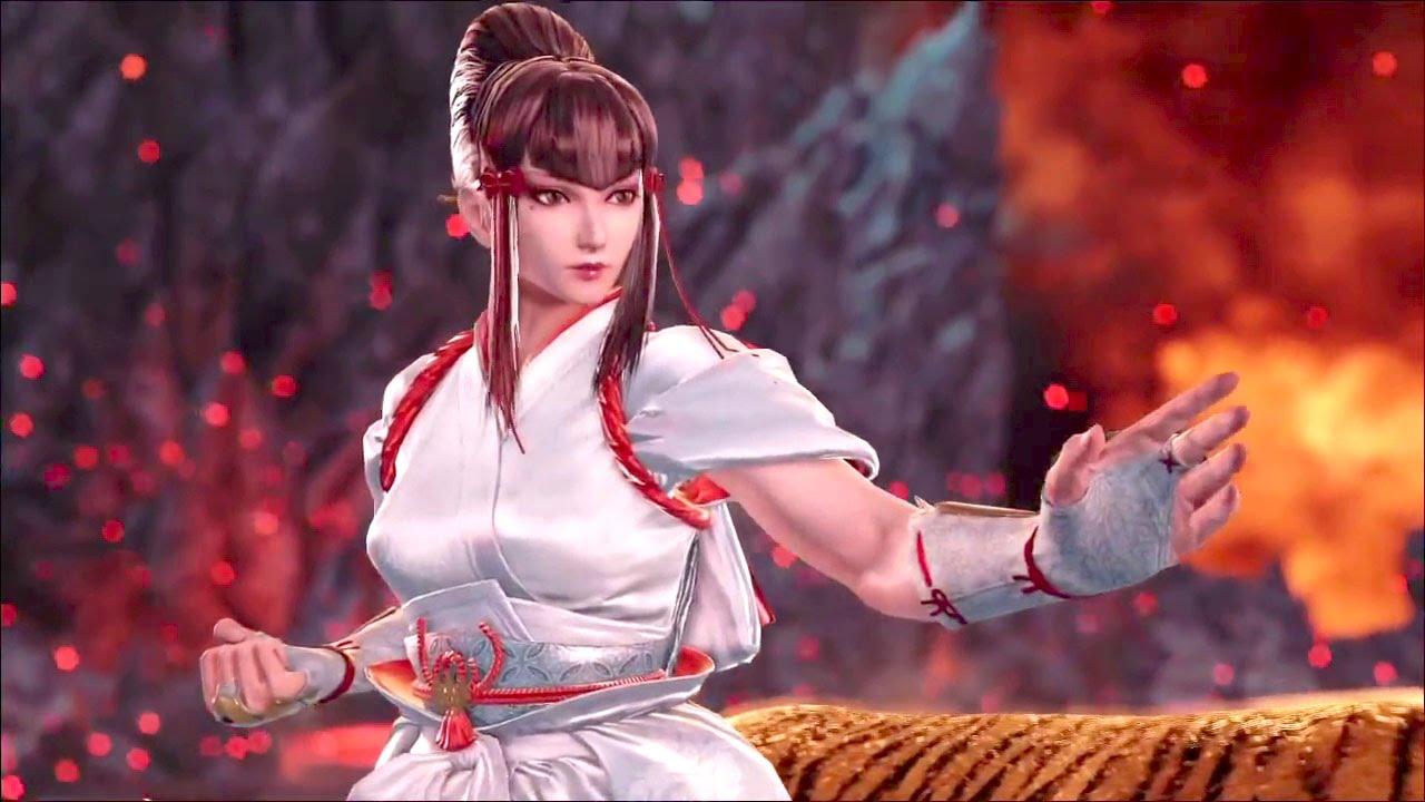 TEKKEN 7 – Kazumi Character Trailer (PS4/Xbox One) #VideoJuegos #Consolas