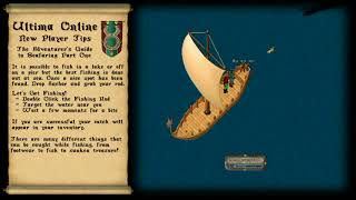 Ultima Online - The Adventurer's Guide to Seafaring (Part One): Sailing and Fishing Sunken Treasure