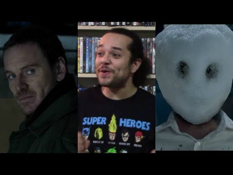 REVIEW AKA EPIC RANT The Snowman (2017)