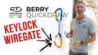 *NEW* Climbing Technology Berry Quickdraws 2020 by WeighMyRack