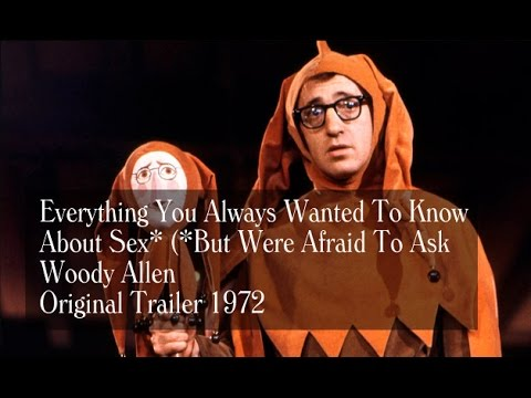 Everything You Always Wanted To Know About Sex (1972) - Trailer - Woody Allen