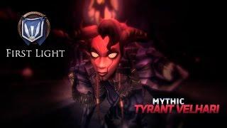 Mythic Tyrant Velhari Kill