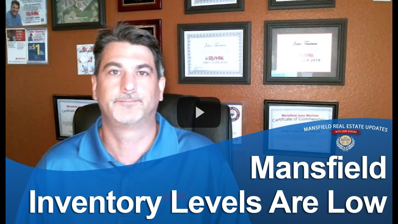 What's Happening with Mansfield's Inventory Levels?
