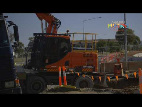 Canberra Metro's Commitment to the Lasting Transformation of our City video
