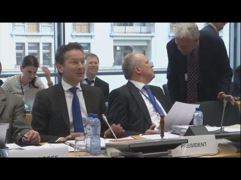 Συνεδριάζει  το Εurogroup για την επιστροφή των Θεσμών