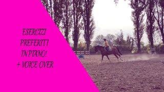 Voiceover a Cavallo| I miei Esercizi Preferiti| Clarissa Zaccardi|