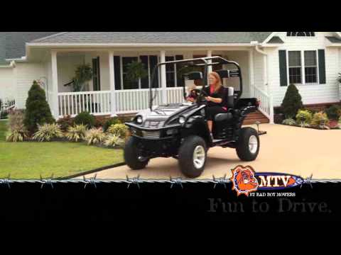 MTV by Bad Boy Mowers The Strong Silent Type Commercial