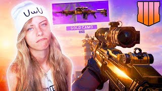 THE WORST SNIPER IN BLACK OPS 4! GOLD SDM ... Road to Diamond Snipers (BO4)