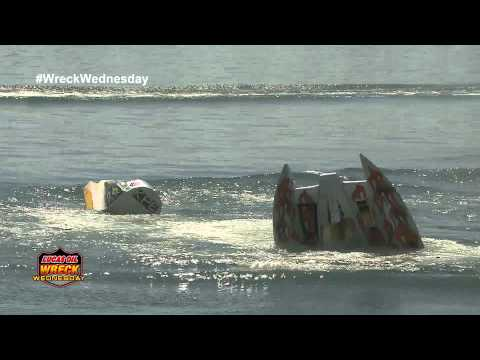 Boat Crash in Lake Havasu - WW #62