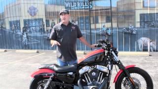 7. 2009 Harley-Davidson Nightster