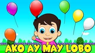 Video AKO AY MAY LOBO - Awiting Pambata | Nursery Rhymes Tagalog - 25 min COMPILATION MP3, 3GP, MP4, WEBM, AVI, FLV Januari 2019