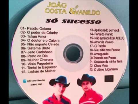 Não suporto calado - João Costa e Evanildo