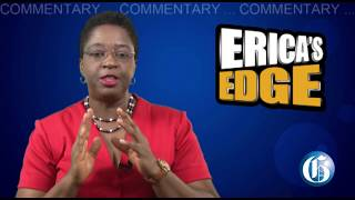 ERICA'S EDGE: Jamaica, land of pain and murders