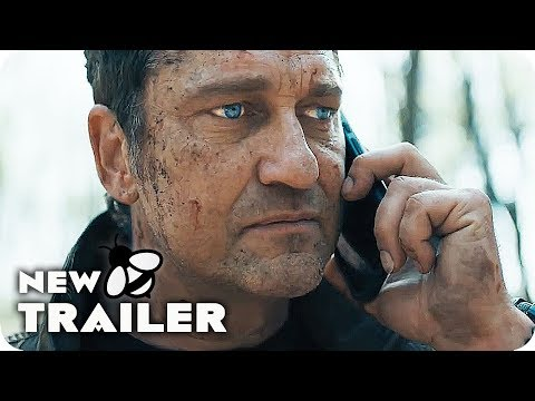 ANGEL HAS FALLEN Trailer (2019) Gerard Butler, Morgan Freeman Action Movie