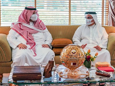 HRH the Crown Prince and Prime Minister meets HRH Prince Turki bin Mohammed