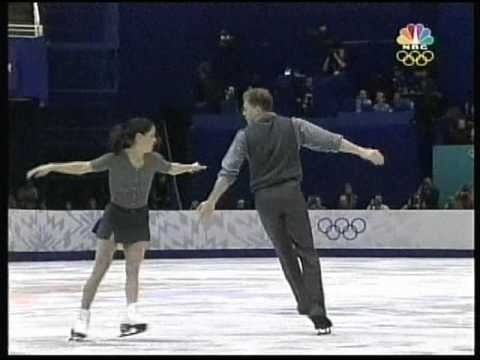 Pairs Figure Skating Gold - Salt Lake City, Utah, USA - 2002 Winter Games, Figure Skating, Pairs' Free Skate - Jamie Sale and David Pelletier of Canada skated a perfect program. But bec...