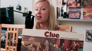 Drunk Clue (Beer and Board Games)