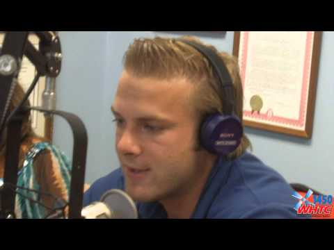 "Holland Christian High graduate Jimmy Lont talked about overcoming his addictions through the help of CMI Abasto during a visit to ""WHTC in the Morning"" with Dan Spadafora on July 3, 2014."