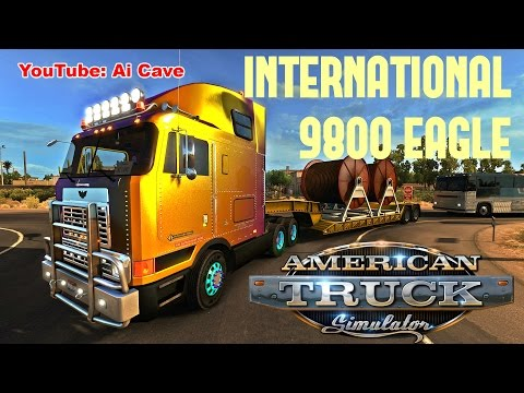 INTERNATIONAL 9800 EAGLE ATS 1.6.x