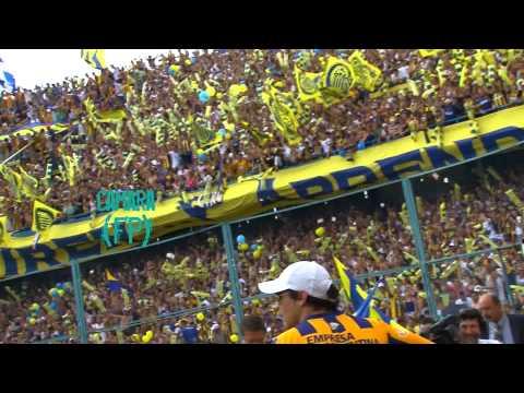 LA FIESTA DE ROSARIO CENTRAL CAMARA FP - Los Guerreros - Rosario Central