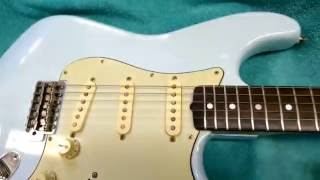 Video Sonic Blue Strat how to Relic the Nitro Finish Body Lacquer Checking and Crazing MP3, 3GP, MP4, WEBM, AVI, FLV Juni 2018